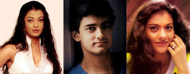 Bollywood stars: Then and now