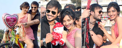 What keeps Vivek Oberoi busy