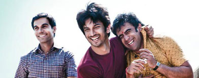 Yahoo! Movies Review: Kai Po Che
