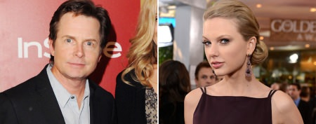 Fox would not approve of son dating Swift