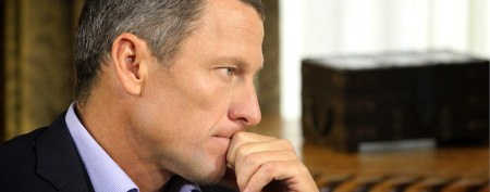 Lance Armstrong's sick public spectacle