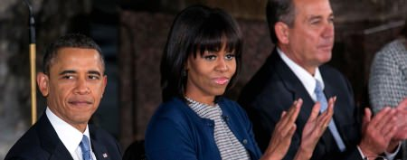 First lady's 'eye roll' ignites firestorm