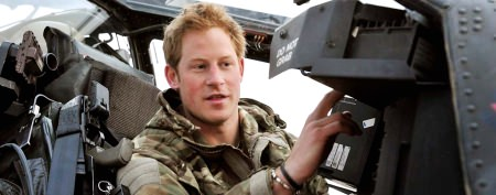 Prince Harry takes out Taliban fighters