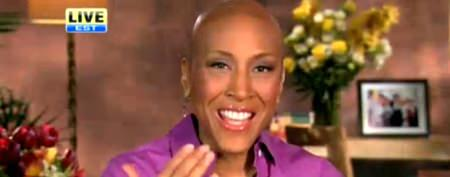 Robin Roberts shares emotional story