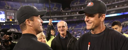 Coaching brothers to meet in Super Bowl