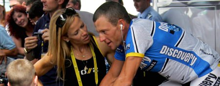 Armstrong's ex speaks out on doping