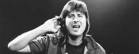 Why '80s rocker stays in hiding