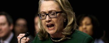 Clinton's emotional Benghazi testimony