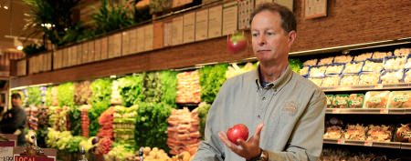 Whole Foods exec discounts climate change