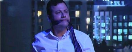 Celeb hijacks 'Jimmy Kimmel Live!'