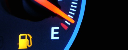 How far can you drive your car on empty?