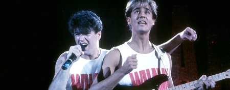Why Wham! star left the spotlight