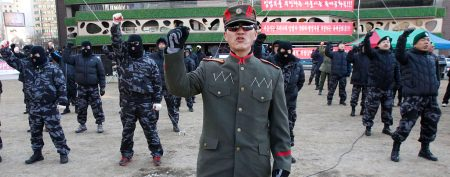 Decoding North Korea's dire 'war' rhetoric