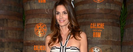 Cindy Crawford's son got mom's good looks