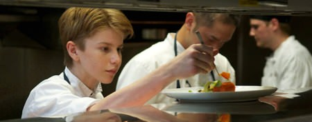 Teenage chef to unveil his special menu