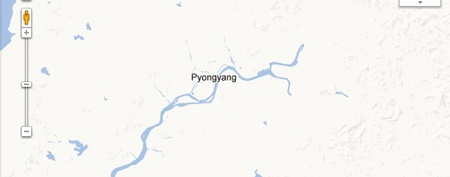 Google Maps lifts veil on North Korea