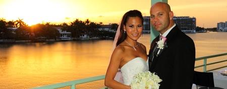 'Act of love' lands groom in hot water