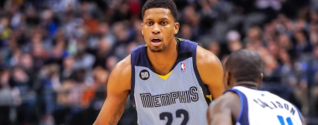NBA star Rudy Gay traded in three-team swap
