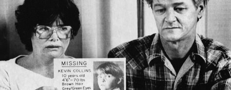 Home searched in 1984 missing boy case