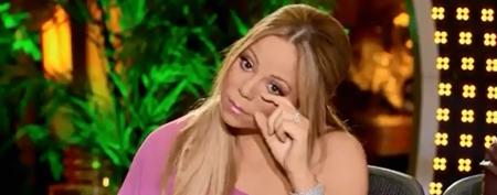 """4'9"""" singer brings Mariah Carey to tears"""