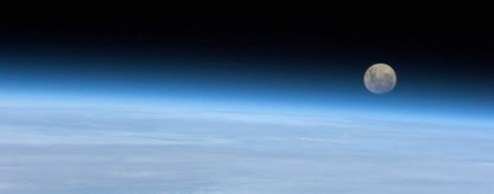 Incredible images beamed from space