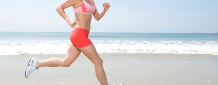 Are you running the wrong way?