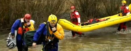 Surprising twist in river rescue saga