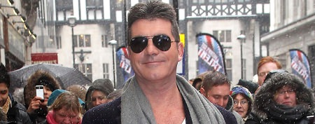 Is Simon Cowell getting a boost on TV?