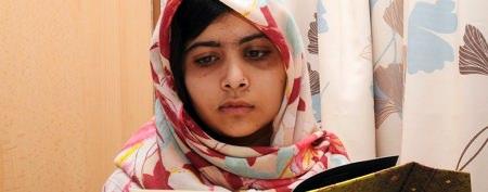 Positive news for Pakistani schoolgirl