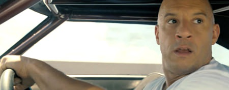 First look at new 'Fast & Furious' movie