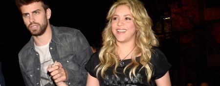 Shakira shares sweet photo of baby son