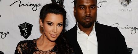 Kim, Kanye look-alikes in music video spoof