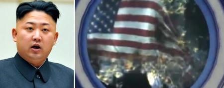 North Korea taunts U.S. with bizarre video