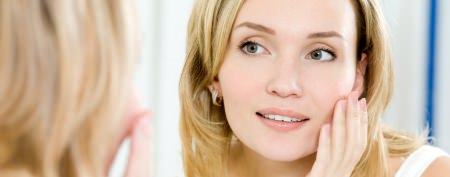 Oily or shiny skin? Fix it at home