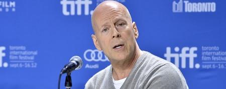Bruce Willis defends guns, violent films