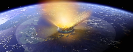 Evidence of dino-killing asteroid found