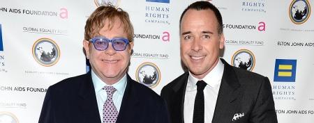 Elton John opens doors to his home