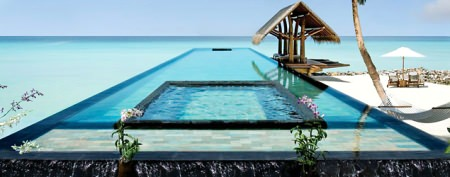 Dazzling hotel pools around the world