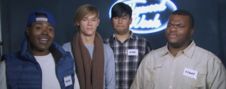 'Idol' contestant's embarrassing meltdown