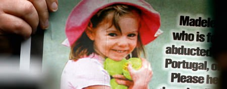 'Sightings' reignite Madeleine McCann talk