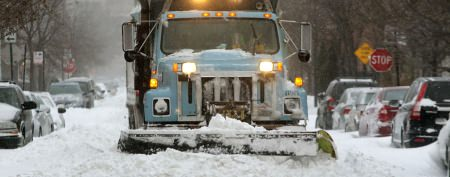 Northeast preps for monster snowstorm
