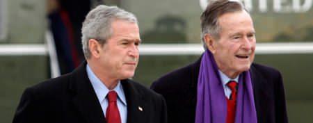 Hacker exposes Bush family emails, photos