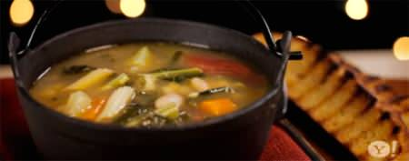 One-pot soup recipe's 'amazing' flavor