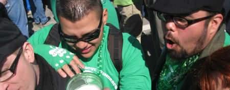 South Side Irish Parade drinking crackdown