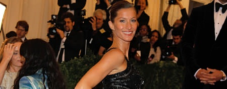 Meet Gisele's adorable newborn daughter