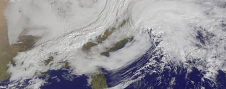Monster blizzard threatens Northeast