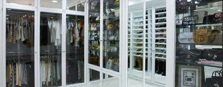 'We don't call them closets anymore'