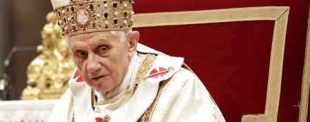 Trail of controversy left in pope's wake