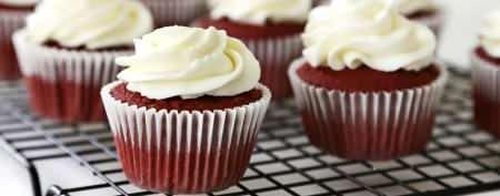 Mouthwatering red velvet cupcake recipe