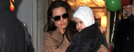 Jolie daughter's hefty acting paycheck